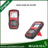 ferramenta diagnóstica Al539 Obdii do Al 539 de 100%Original Autel e atualização elétrica Autel em linha Autolink Al539 da ferramenta de teste Al539