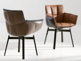 2016最新のモデル多彩なガラス繊維の余暇の椅子は販売(FC-030)のためにセットした