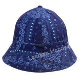 (LB15031) Fahison Druck-Wannen-Hut für Mädchen