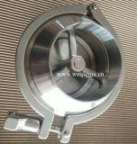 Control de la válvula sanitaria de acero inoxidable Nrv