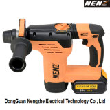 2 Lithium Batteries와 1 Charger (NZ80)를 가진 교련 Machine Rotary Hammer