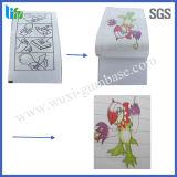 Papier d'imprimerie sain de transfert thermique de catégorie comestible en roulis
