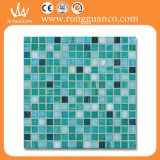 Swimming PoolおよびJacuzzi (MC827)のための緑のMixture Glass Mosaic