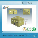 The Earthquake에 있는 장기 Durability Relief Tents