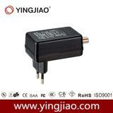 6W de Adapter van de Macht van gelijkstroom CATV