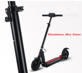 Scooter électrique plié par scooter pliable