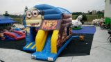 Os melhores sequazes Cartoon Inflatable Bouncer Castle de Selling para Kids