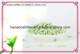 De groene Tofu van de Geur van de Thee Draagstoel van de Kat van Clumpling