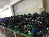 DMX LED Moving Head 7r 230W Beam Spotlight Washer Light