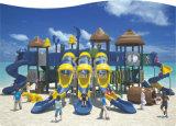 Спортивная площадка Equipents серии Kq60009A LLDPE трибы Kaiqi популярная стародедовская пластичная для парка атракционов