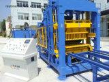 Completamente automática del ladrillo que hace la máquina QT10-15