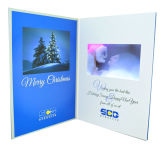 De video Kaarten van de Groet van 2.4 Duim aan 10.1 Duim voor Nieuwjaar, Kerstmis, Huwelijk, Verjaardag/de VideoKaart van de Groet