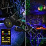 De mini Lichten van de Laser voor Licht van Laseer van de Tuin van de Animatie van de Laser van de Projector van Kerstmis van Bomen het Lichte