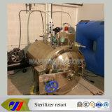 Dampf Water Spray Sterilizer Autoclave Retort für Glass Jars