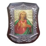 종교적인 아이콘 사진 프레임, 카톨릭교 그림, 종교적인 프레임 (IO ca090)