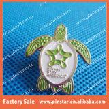 2003年のTortoise/Testudo Animal Enamel Metal Custom Lapel Pinの工場Established