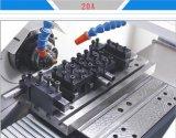 By20Aの2軸線の高精度の三菱CNCの旋盤機械