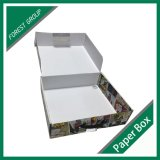 Clothes Paper Package BoxのためのフルカラーのPrinting Paper Box