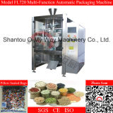 Granules를 위한 고리 Type 다중 Head Weigher Automatic Packaging Machine