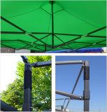 Tienda plegable de acero del Gazebo del jardín del marco los 3X4.5m