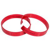 Resina roja/azul del poliester con la cinta/el anillo Gst del desgaste de la tela