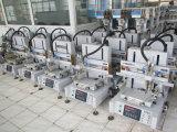 Máquina de impressão lisa da tela de seda da película de TM-300pj com T-Entalhe/vácuo