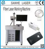 Macchina della marcatura del laser della fibra per plastica ed ottone