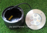 Asymmetrical Lens (JP94761-AS)를 가진 방수 6W LED Swimming Pool Light