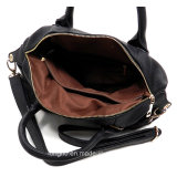Kundenspezifische Newest Design Women PU Leather Handbag mit Long Strap (ZX20368)