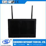 """5.8g 40CH 9 """" HDMI Fpv多様性受信機が付いているブルースクリーンのモニタ無し"""