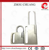 Rust Coating를 가진 나비 Shape Safety Lockout Hasp Made From Hardened 강철