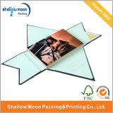 Personalizada Novela Diseño tarjeta de membresía de embalaje cuadro (QYCI1528)