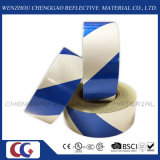 広告(C1300-S)のためのUntearableの青および白い反射ステッカー