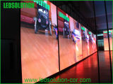 Pared a todo color al aire libre del vídeo de la exhibición de LED de P10mm LED