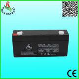 6V 3.2ahのおもちゃのためのAGMによって密封される鉛酸蓄電池