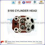S195 Enige die Cilinderkop voor Dieselmotor in Tractor wordt gebruikt