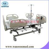 Кровать ICU с регулятором нюни на конце ноги