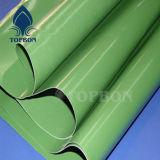 Bâche de protection enduite ignifuge de PVC