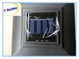 Poder superior claro do diodo emissor de luz do jardim solar