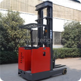 Ltma 1.5t Stand on Electric Reach Stacker Forklift Truck
