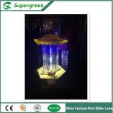 옥외 LED 램프 휴대용 모기 함정 모기 살인자 램프 비행거리 곤충 살인자 램프