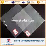 Damm 100% der Jungfrau-LLDPE Liner 0.5mm 0.75mm 1.0mm 1.5mm 2.0mm