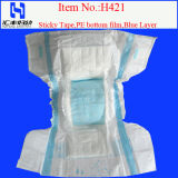 Ökonomisches Disposable Baby Diaper für Wholesale Baby Diaper Manufacturer in China (421)