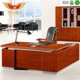 Escritorio ejecutivo de lujo, muebles de madera