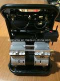 Tat-2516tn ультра тихий и Oil-Free 1.0 компрессор воздуха бака HP 4.6gallon твиновский