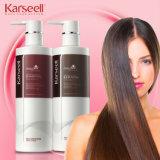 Traitement de fines herbes de cheveu de kératine de cheveu organique de Karseell