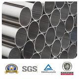 Tubo de acero inoxidable para la construcción