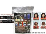 Fibra do cabelo das mulheres/homens de Extention do cabelo em 10 cores