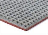 Resistente al agua Prefabricados Pavimentos rollo de goma Mat