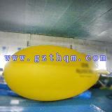 De gele Opblaasbare Ballon van pvc/de Opblaasbare Ballon van het Beeldverhaal